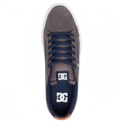 ΠΑΠΟΥΤΣΙΑ SNEAKERS LYNNFIELD DC NAVY ORANGE- ADYS300489